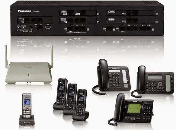 Panasonic telefonski sistemi
