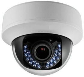 HD-TVI Dome Kamere