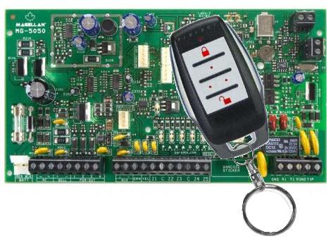 Bežična alarmna centrala MG-5050R15/PCB
