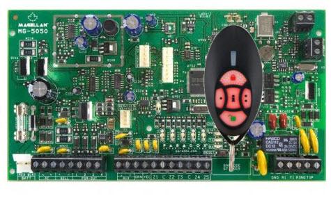 Bežična alarmna centrala MG-5050R2/PCB