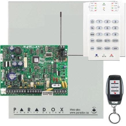 Bežična alarmna centrala MG-5000R15