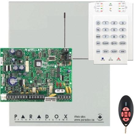 Bežična alarmna centrala MG-5000R2