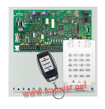 Bežična alarmna centrala MG-5050R15