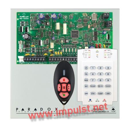 Bežična alarmna centrala MG-5050R2