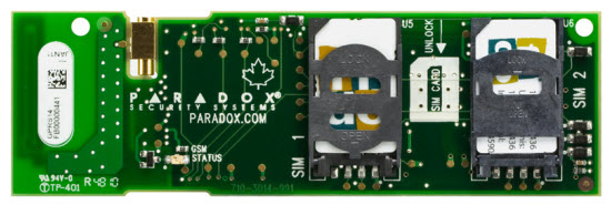 GPRS/GSM modul GPRS14