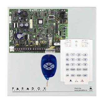 Bežična alarmna centrala MG-5000R1
