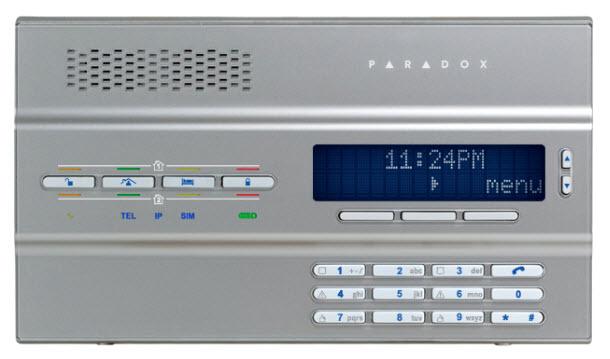 Bežična alarmna centrala MG6250