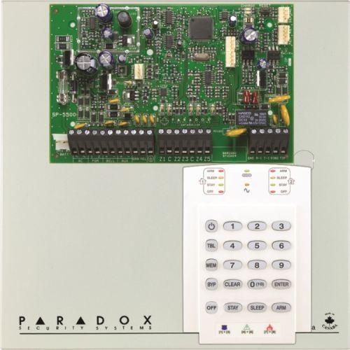 Alarmna centrala SP5500/KPL