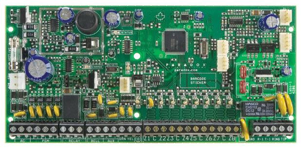 Alarmna centrala SP6000/PCB