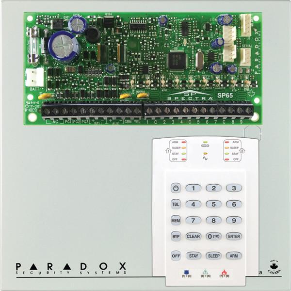 Alarmna centrala SP6000/KPL