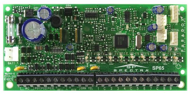 Alarmna centrala SP65/PCB