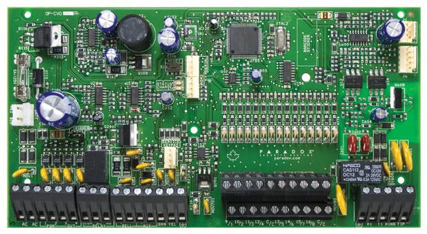 Alarmna centrala SP7000/PCB