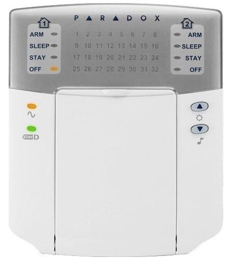 Paradox K32+ tastatura