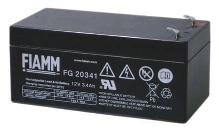 FIAMM Aku baterija 12V / 3.4 Ah