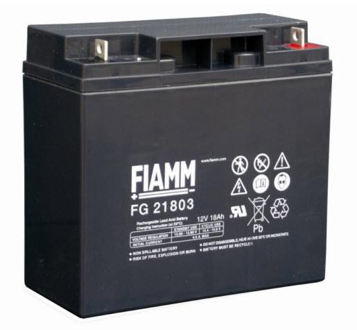 FIAMM Aku baterija 12V / 18 Ah