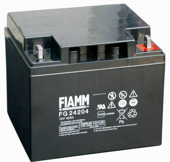 FIAMM Aku baterija 12V / 42 Ah
