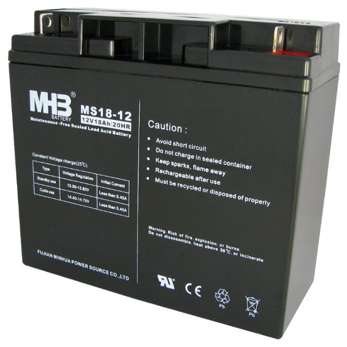 MHB Aku baterija MS 18-12