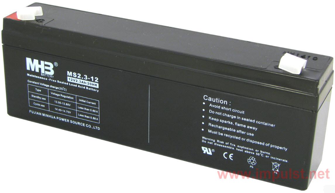 MHB Aku baterija MS 2.3-12