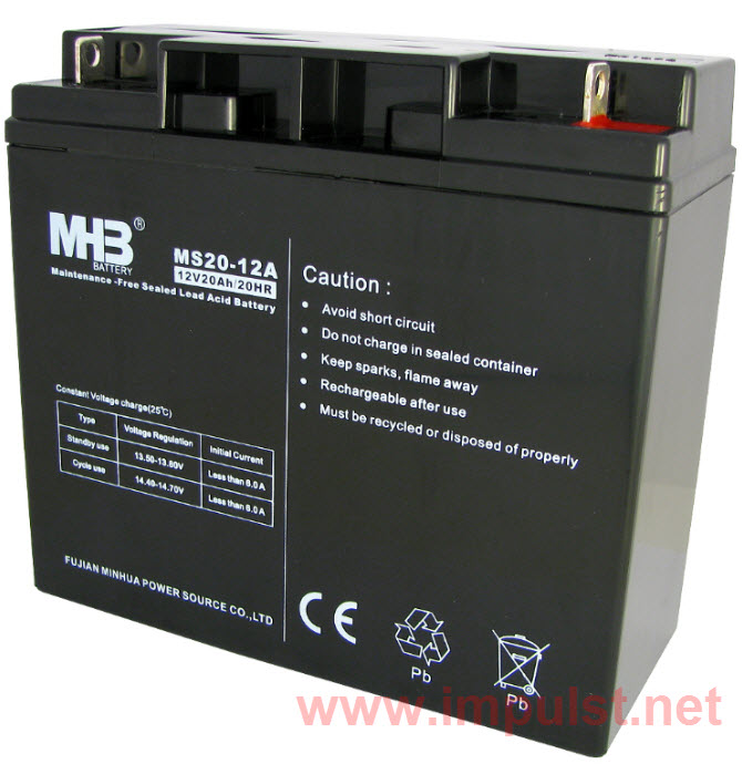 MHB Aku baterija MS 20-12