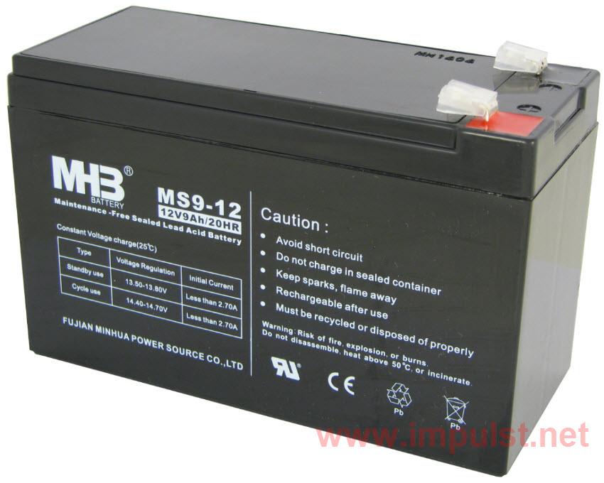 MHB Aku baterija MS 9-12