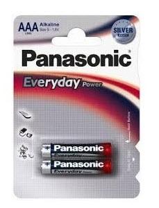 Baterija Panasonic LR03EPS/2BP 1,5V Alkalna