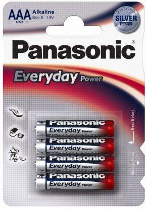 Baterija Panasonic LR03EPS/4BP 1,5V Alkalna