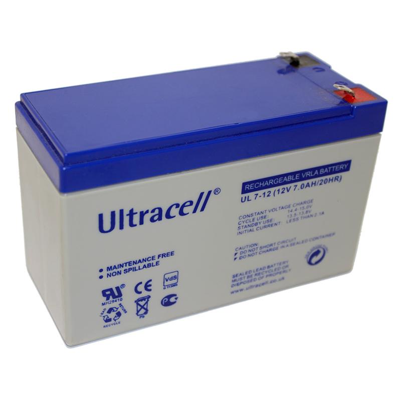 Ultracell AKU baterija UL7-12
