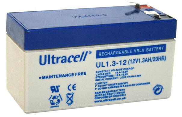 Ultracell AKU baterija UL1.3-12