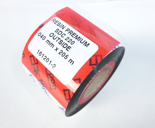 Ribon TTR Resin Care Label OUT 040x205