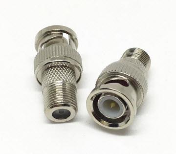 Konektor BNC RG59 muški / F ženski