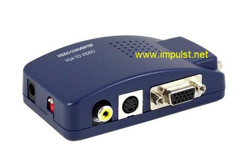 Video konverter VGA / Video