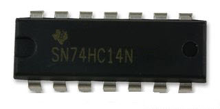 Integralno kolo SN74HC14N