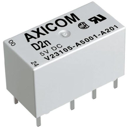 Rele D2n 12VDC