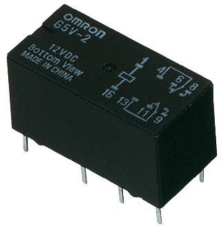 Rele G5V-2-H1 12VDC
