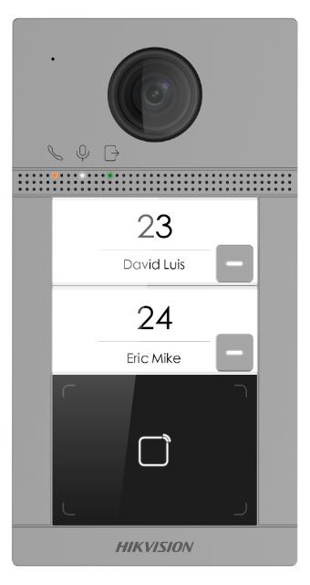 Hikvision DS-KV8213-WME1 interfonski panel