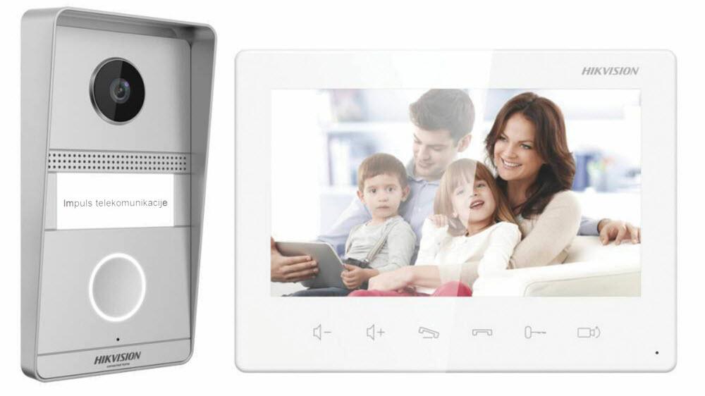 Hikvision DS-KIS101-P interfonski KIT