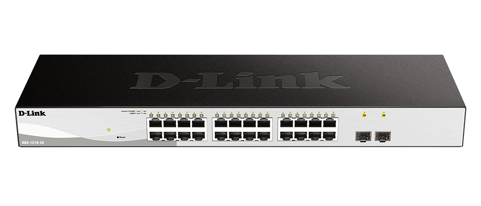 D-Link DGS-1210-26 Gigabit Smart+ Switch