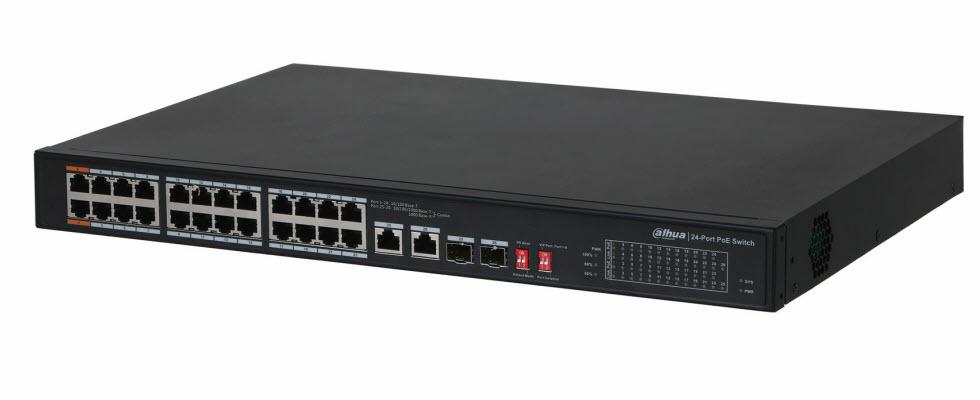 Dahua PFSPFS3226-24ET-240 PoE switch