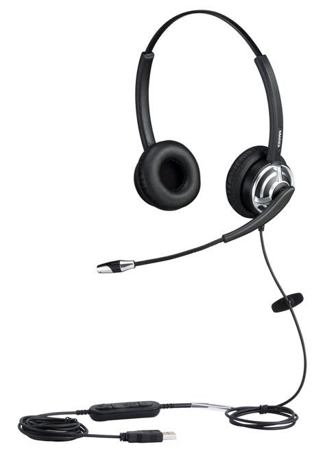 Naglavne slušalice MRD-805DUC