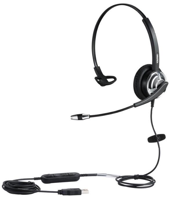 Naglavne slušalice MRD-805UC
