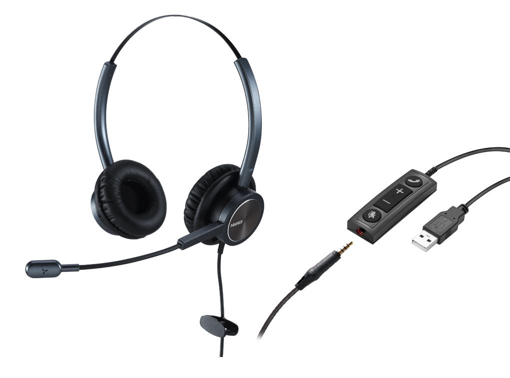 MRD-809DUC08 naglavne slušalice