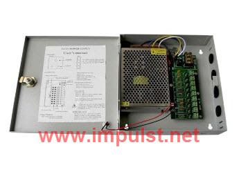 Napajanje CP-CSPS (5A/9CH) CCTV Box