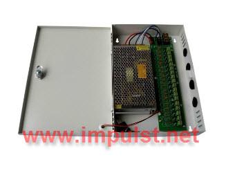 Napajanje CP-CSPS (10A/18CH) CCTV Box