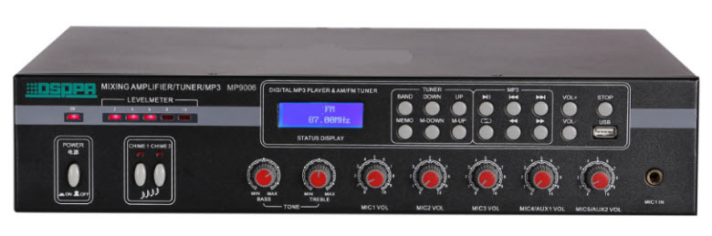 Discovery USB/FM Mixer Pojačalo DMA6009
