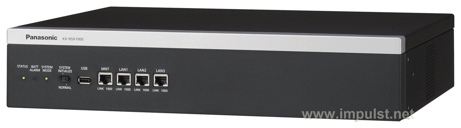 KX-NSX1000 komunikacioni server