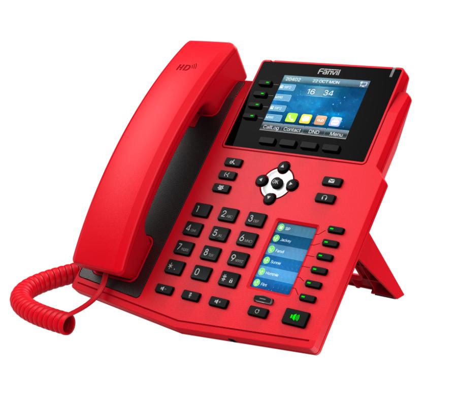 Fanvil X5U-RIP telefon