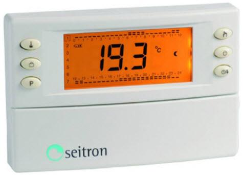 TCPPSOBI termostat nedeljni LCD