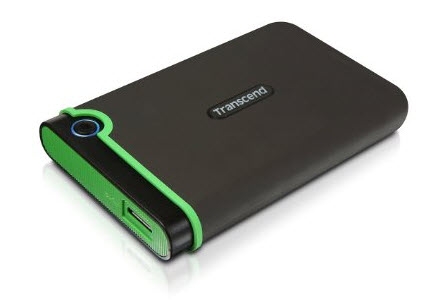 HDD External 500GB Transcend TS500GSJ25M3
