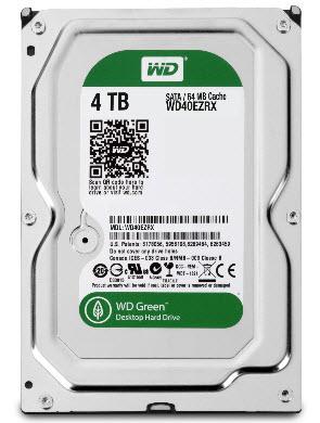 HDD WD SATA 4TB Green