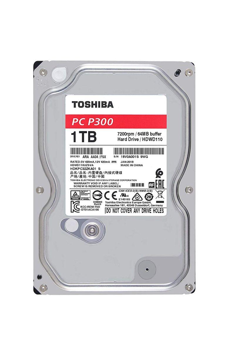 HDD Toshiba SATA3 1TB